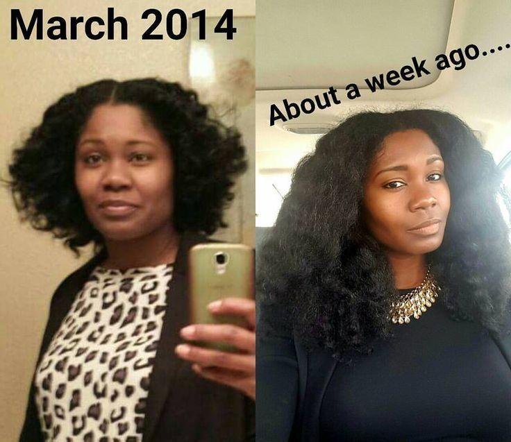 (@latasha_nicole312) hair growth journey. Healthy hair journey. Natural hair jou #naturalhairjourney