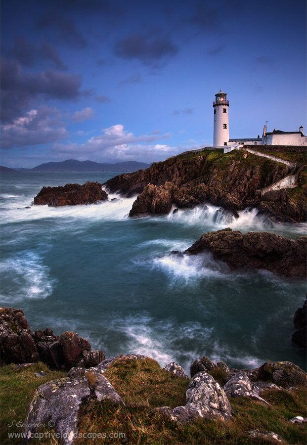 Fanad Lighthouse by Stephen Emerson on 500px