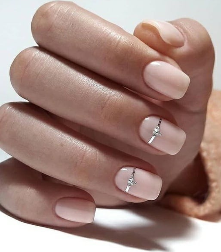 50 Cute Short Acrylic Square Nails Design And Nail Color Ideas For Summer Nails Page 42 Of 51 Latest Fashion Trends For Woman Square Nail Designs Pink Acrylic Nails Nail Art Summer