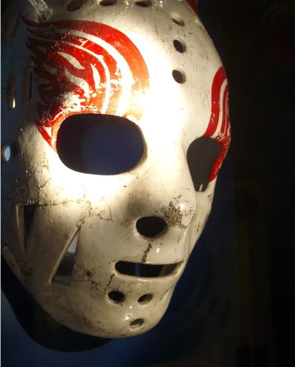 Old School Hockey Mask Hockey Mask Goalie Mask Hockey