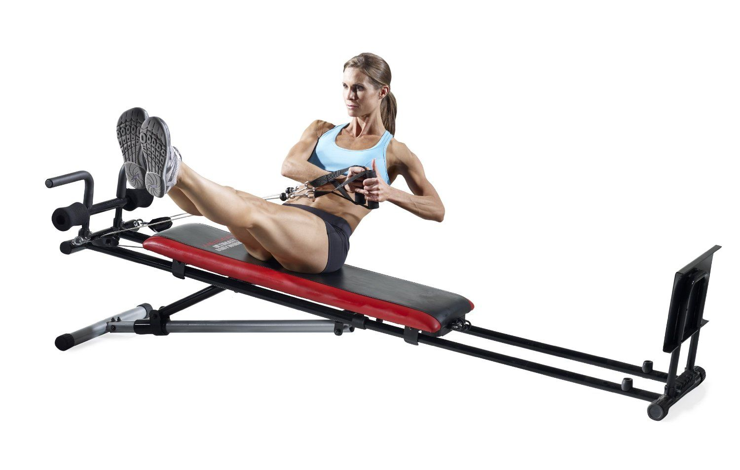 Used Home Gyms Weider Ultimate Body Works Fitness Body At Home Gym