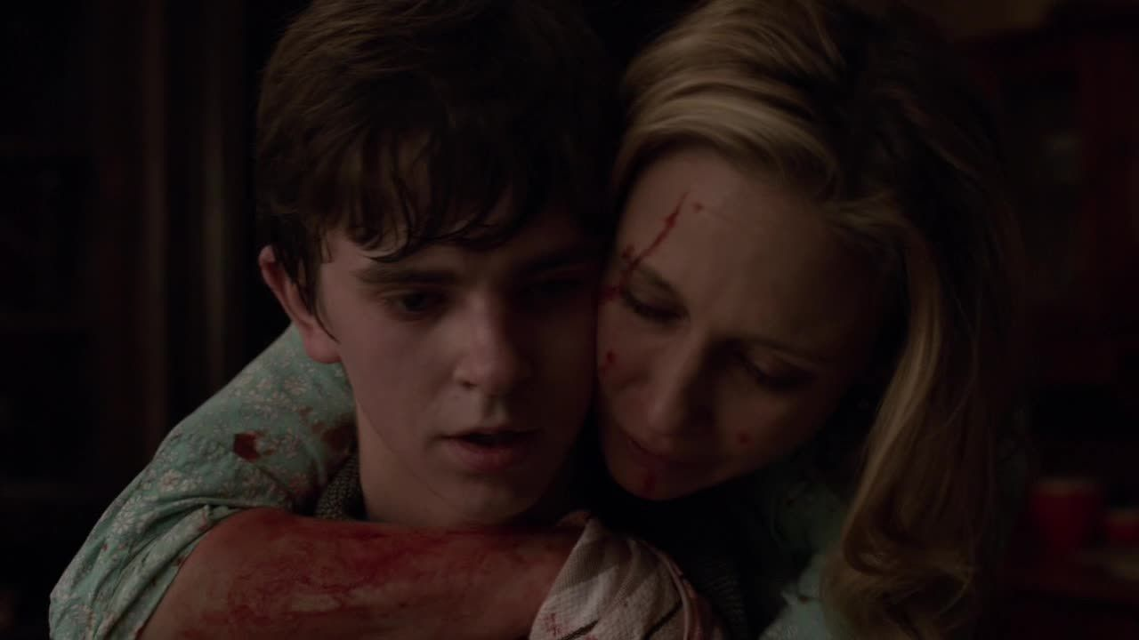 norma bates quotes bates motel | TV REVIEW: BATES MOTEL