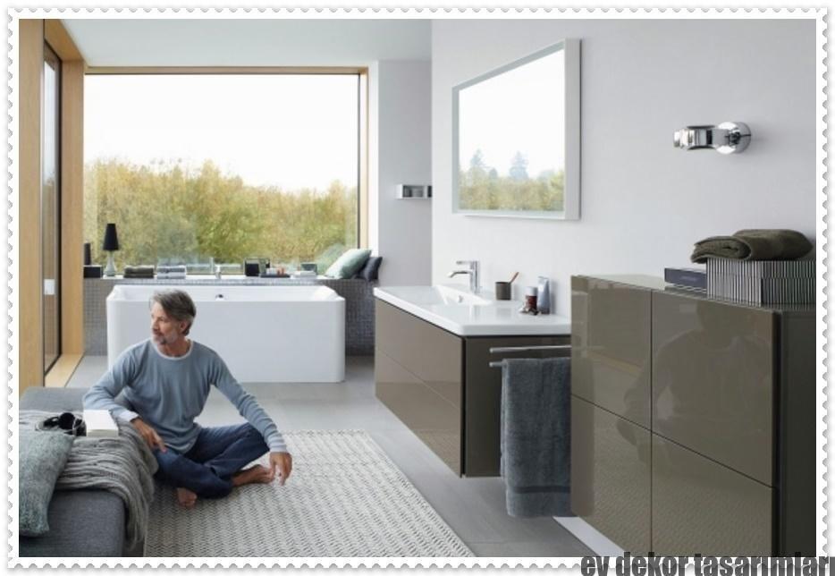 En Yeni Duravit Banyo Dolaplarına Bayılacaksınız ! Bahçe / Garden