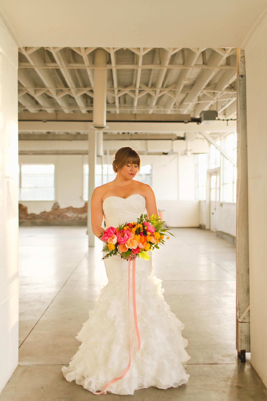 Denver Bridals at Blanc Denver, Colorado Wedding