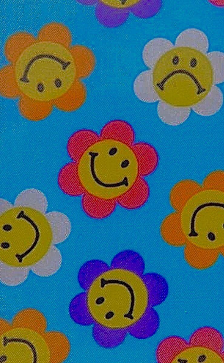 Indie Wallpaper In 2020 Cute Patterns Wallpaper Art Collage Wall Indie Kids