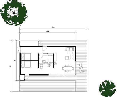 Piu Summer House Fabulous Floor Plans Pinterest Sustainable