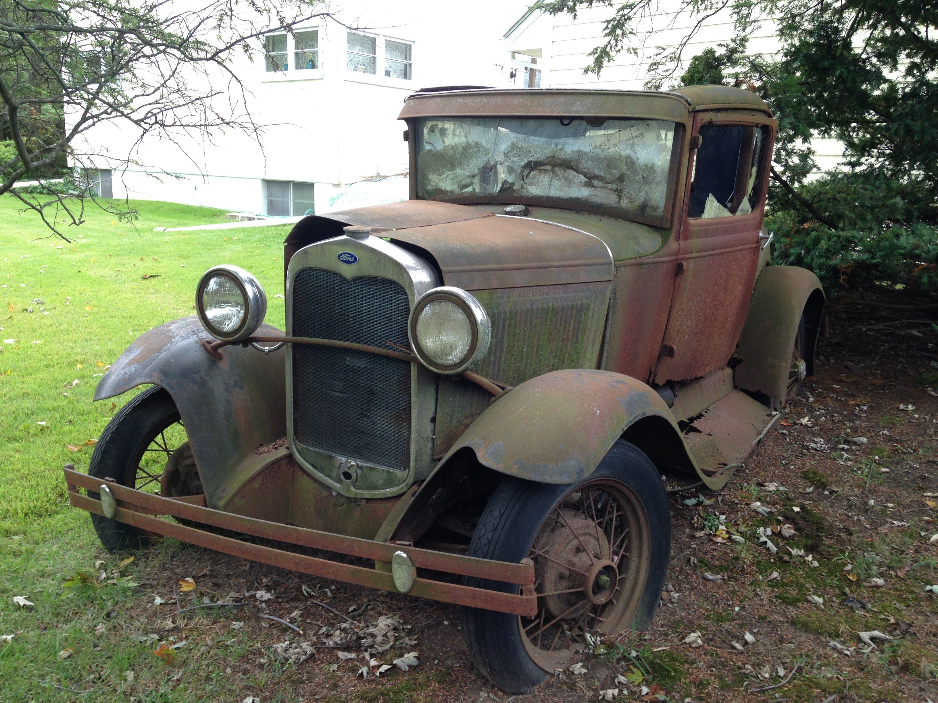 Pin by Jim sharp on Old rusty wrecks forgotten cars trucks others ...