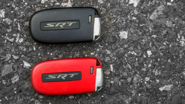 Dual Challenger Hellcat Key Fobs Do You Trust The Person Driving It Lol Dodge Challenger Dodge Challenger Srt Dodge Challenger Hellcat