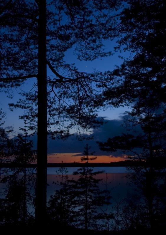 Sandön by Night - Gysinge, Gastrikland   Outdoor, Photo ...