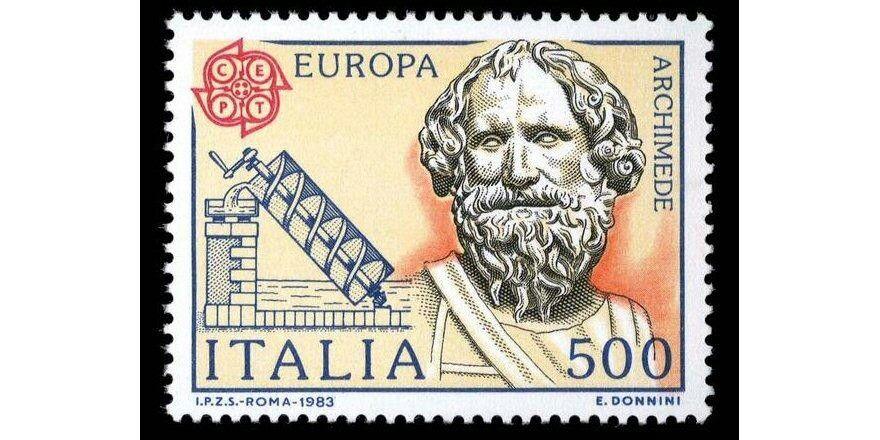 Sello Arquímedes