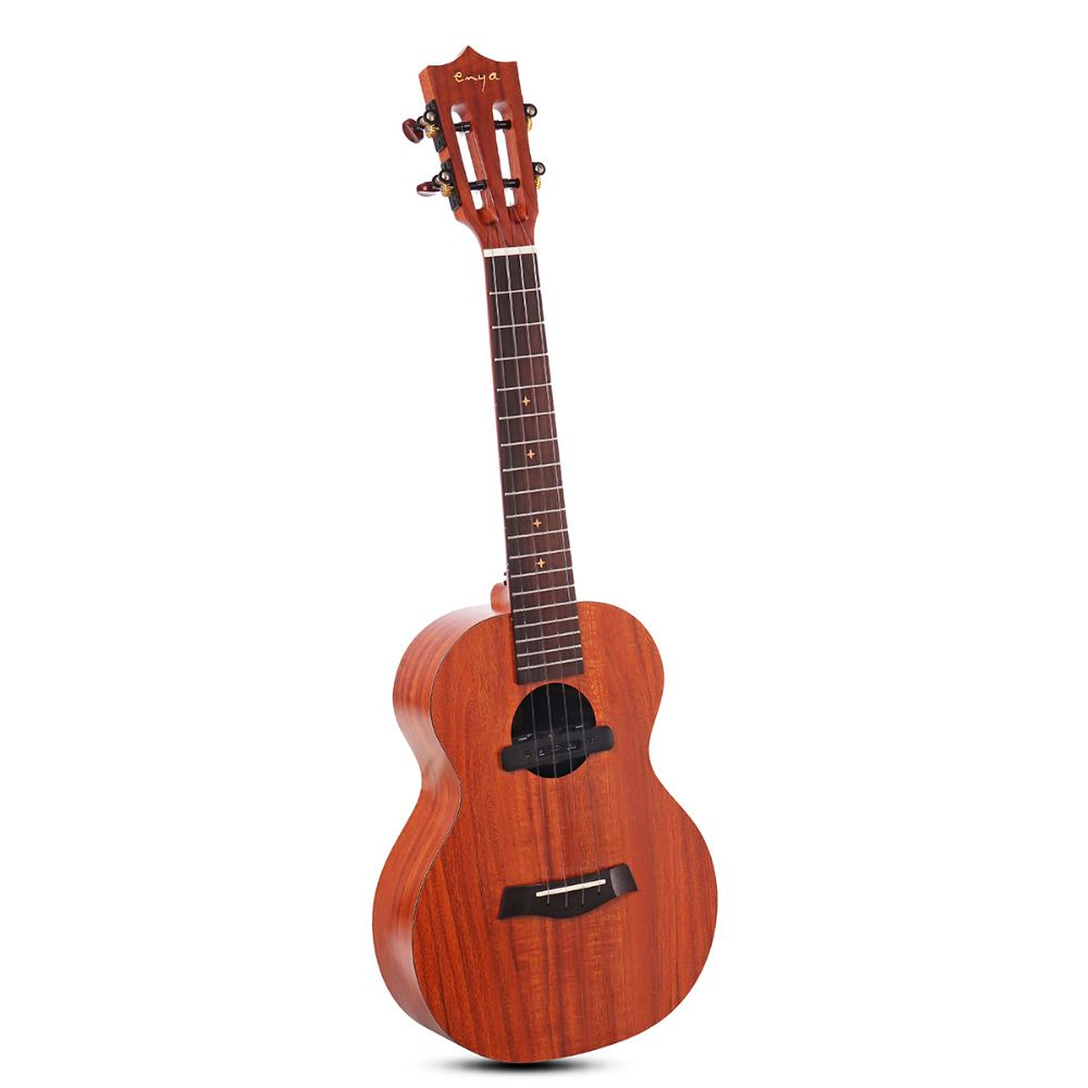 Limited Price Enya Eut X1 26 Inch Full Board Hpl Koa Ukulele Classical Headstock Hawaii Guitar With Ukulele Guitar Koa