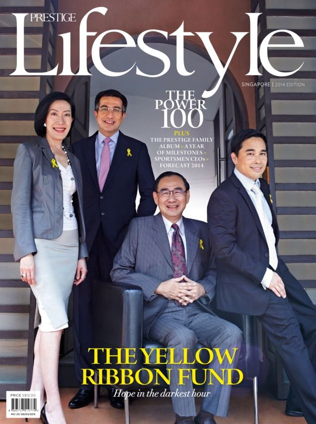 Prestige Lifestyle - January 2014 :Our cover story this issue spotlights an organisation that has spent the past decade providing financial help to ex-offenders, the Yellow Ribbon Fund (YRF). Prestige's adopted charity, it firmly believes that no one should be sentenced to a lifetime of societal exile. In this edition of Prestige Lifestyle, we have also rendered help in our own way — by jam-packing the book with stories on how you...   More