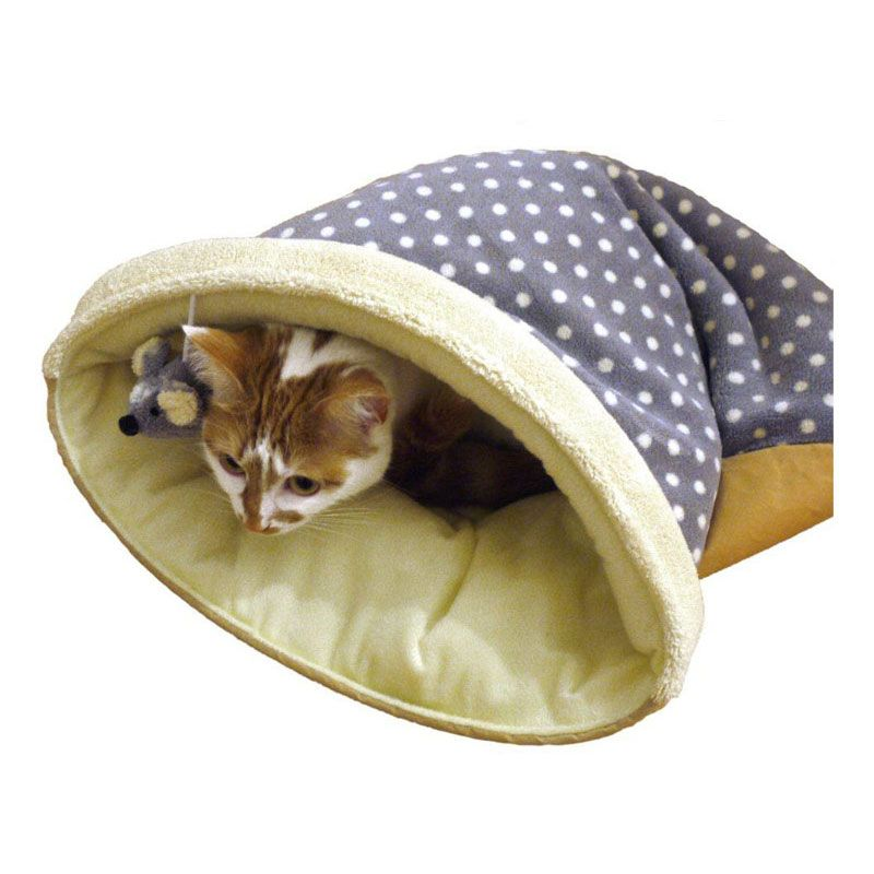 Catwalk Collection Lyon Sleep And Play Cat Sack £12.99