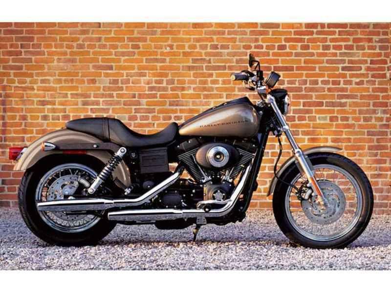 2005 Harley Davidson FXDX/FXDXI Dyna Super Glide Sport