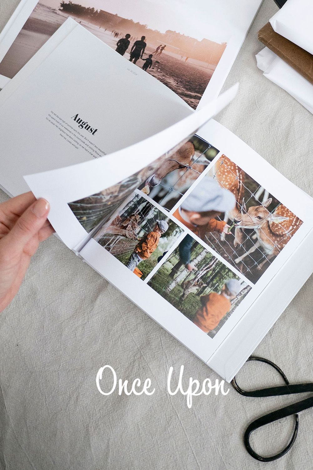 THE NEW WAY OF MAKING PHOTOBOOKS! Your albums design