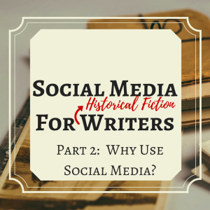 In this post, I will discuss why I use social media, the reasons why I enjoy it, and the reasons why I don't. These are all my opinions, as an author and a millennial; your opinions and personal experience may differ from mine.