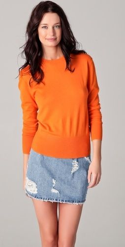 Acne Lia Cashmere Sweater - StyleSays