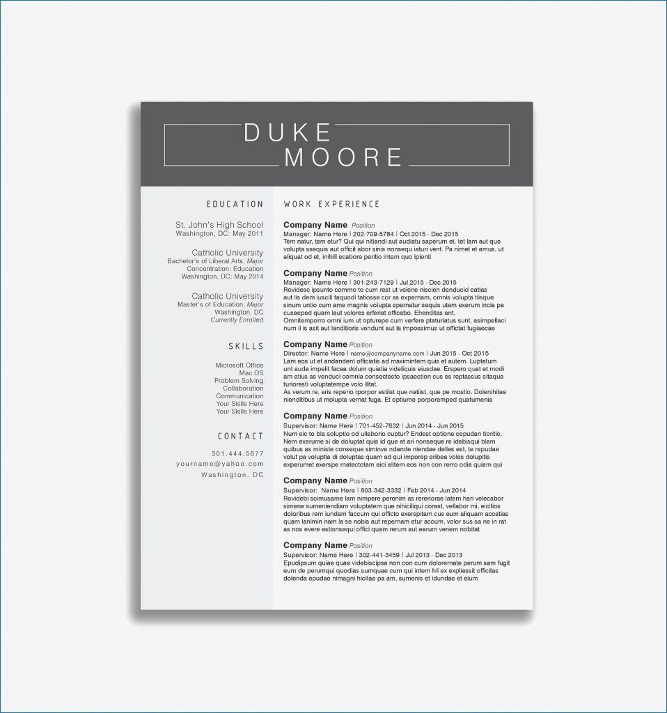 Free Sample Resume For Teachers Awesome Examples Teaching Resumes Free Resume Templates For Resume Template Free Project Manager Resume Cover Letter For Resume