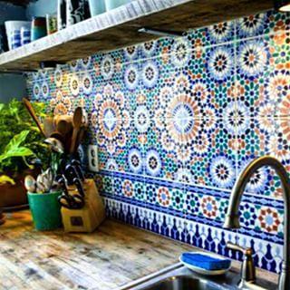 Kitchen Tiles Moroccan 5 inspiring ideas for your outdoor entertaining area | tilejunket