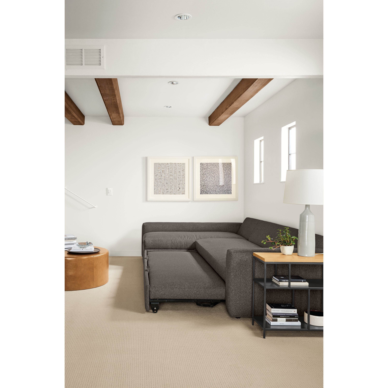 Sleeper Sofa Oversized Chaise Lounge