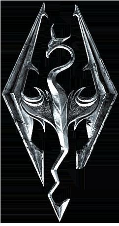 Skyrim Logo by SuperFlash1980 on deviantART   Skyrim ...