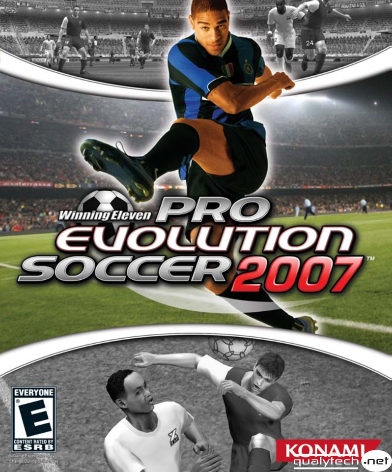 Where to download Pro Evolution Soccer 2007 iso file
