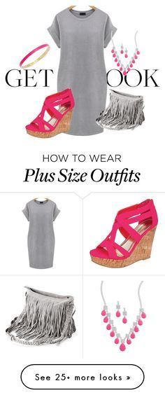 """Plus Size Style Under $150.00"" by jamink on Polyvore featuring Kate Spade, BillyTheTree, GetTheLook and plus size dresses"