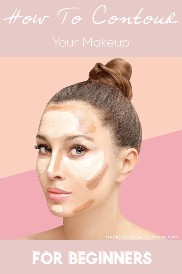 How To Contour Using Cream Makeup Like A Pro