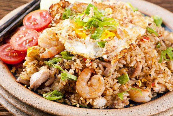 Seafood fried rice recipe chinese chinese food pinterest seafood fried rice recipe chinese asian food seafood fried rice recipe chinese is a favorite food of asians ingredient and how to make seafood fried forumfinder Images