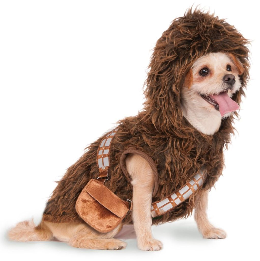 Star Wars Chewbacca Hoodie Pet Animal Costume S Is Available At