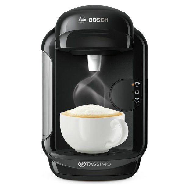 Buy Tassimo By Bosch Vivy 2 T14 Coffee Machine Black At