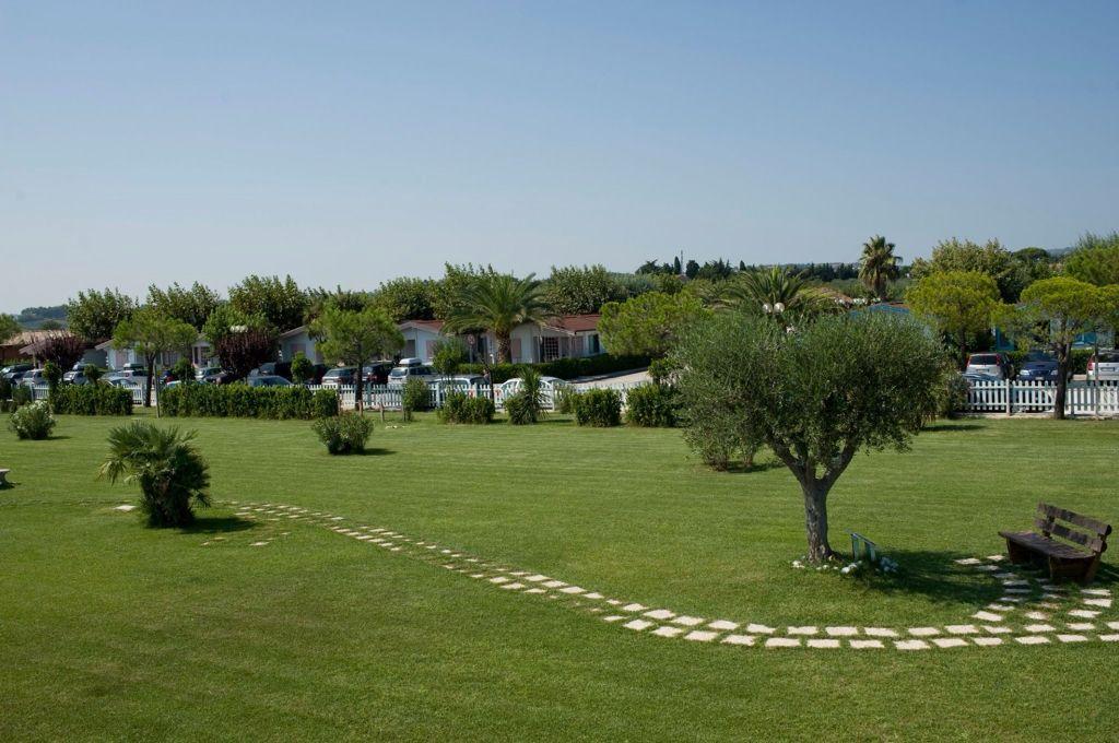 Un weekend di relax nell'Oasi degli Ulivi del Centro Vacanze De Angelis