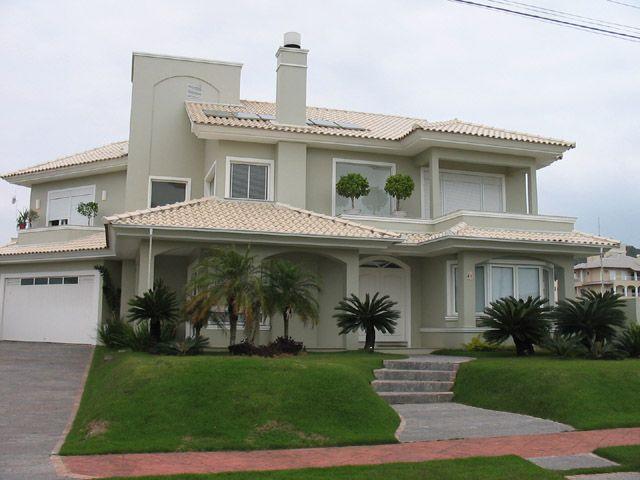 18 modelos de fachadas de casas modernas fachadas for Modelos casas modernas