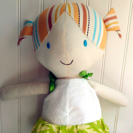 Free Doll Sewing Pattern Image collections - origami instructions ...
