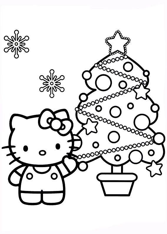 Xmas Malvorlagen Gratis Weihnachtsmalvorlagen Ausmalbilder Kinder Hello Kitty Sachen
