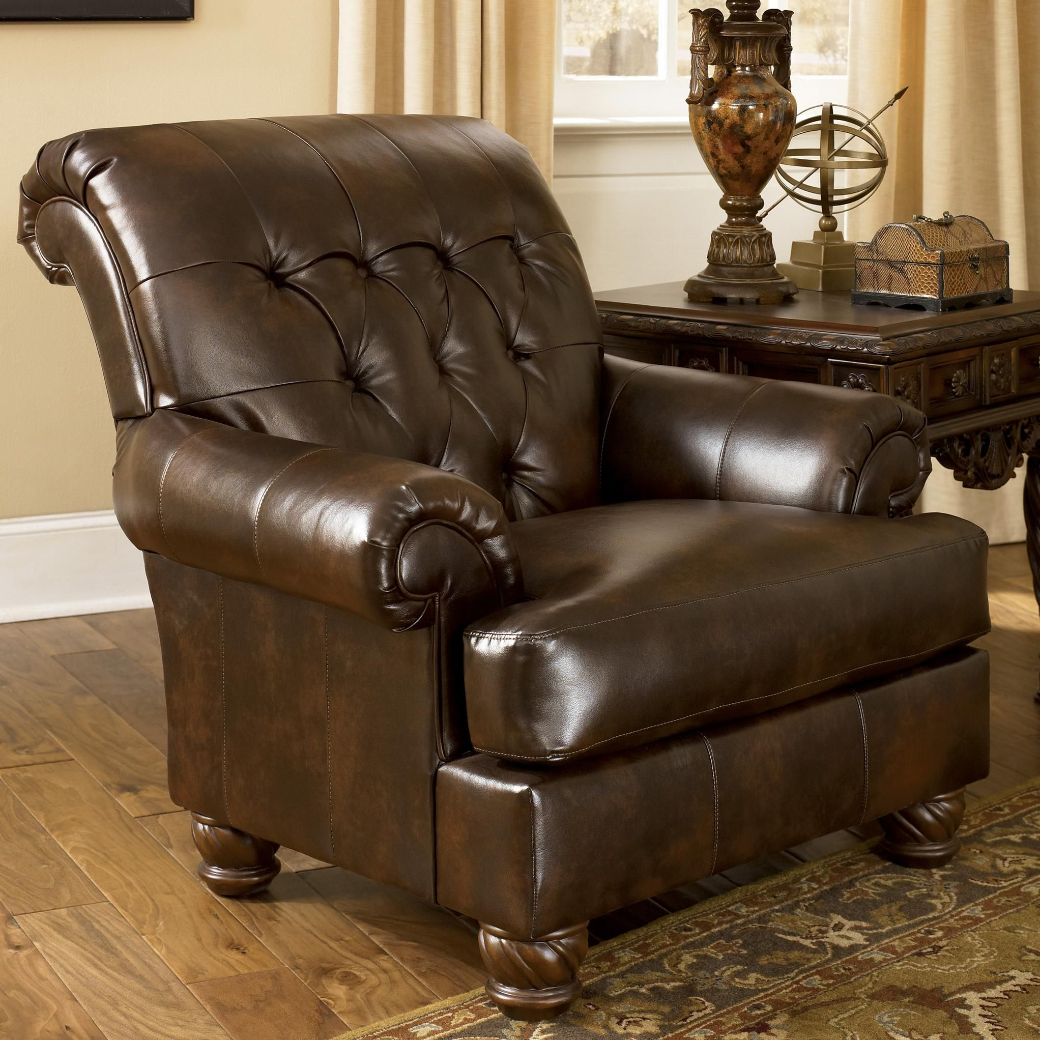 Bedrooms · Fresco DuraBlend   Antique Accent Chair ...