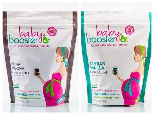 prenatal  baby booster prenatal protein supplements  prenatal protein protein supplements