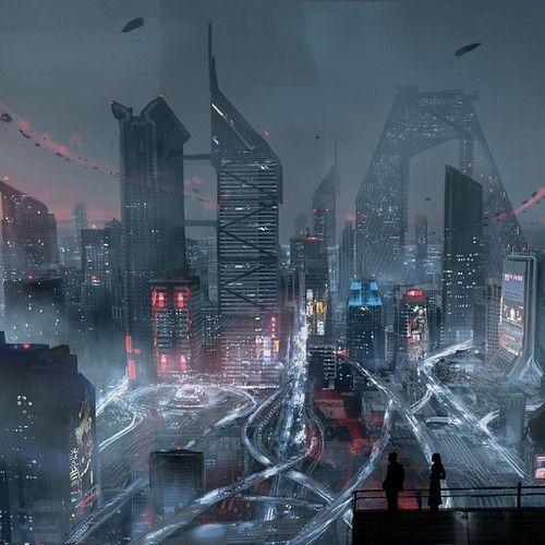 Bay City by Erik van Helvoirt