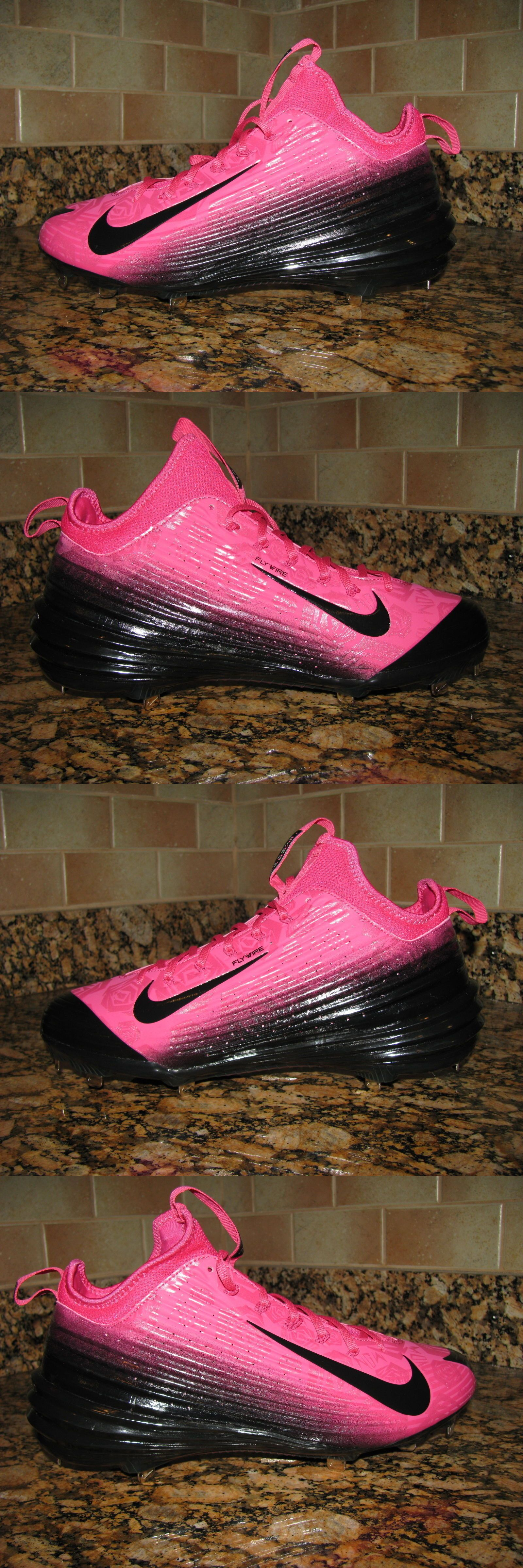 quality design 2a65c 5fbc2 Clothing Shoes and Accessories 159052  Nike Lunar Vapor Trout Mothers Day  Baseball Meta Cleats Size