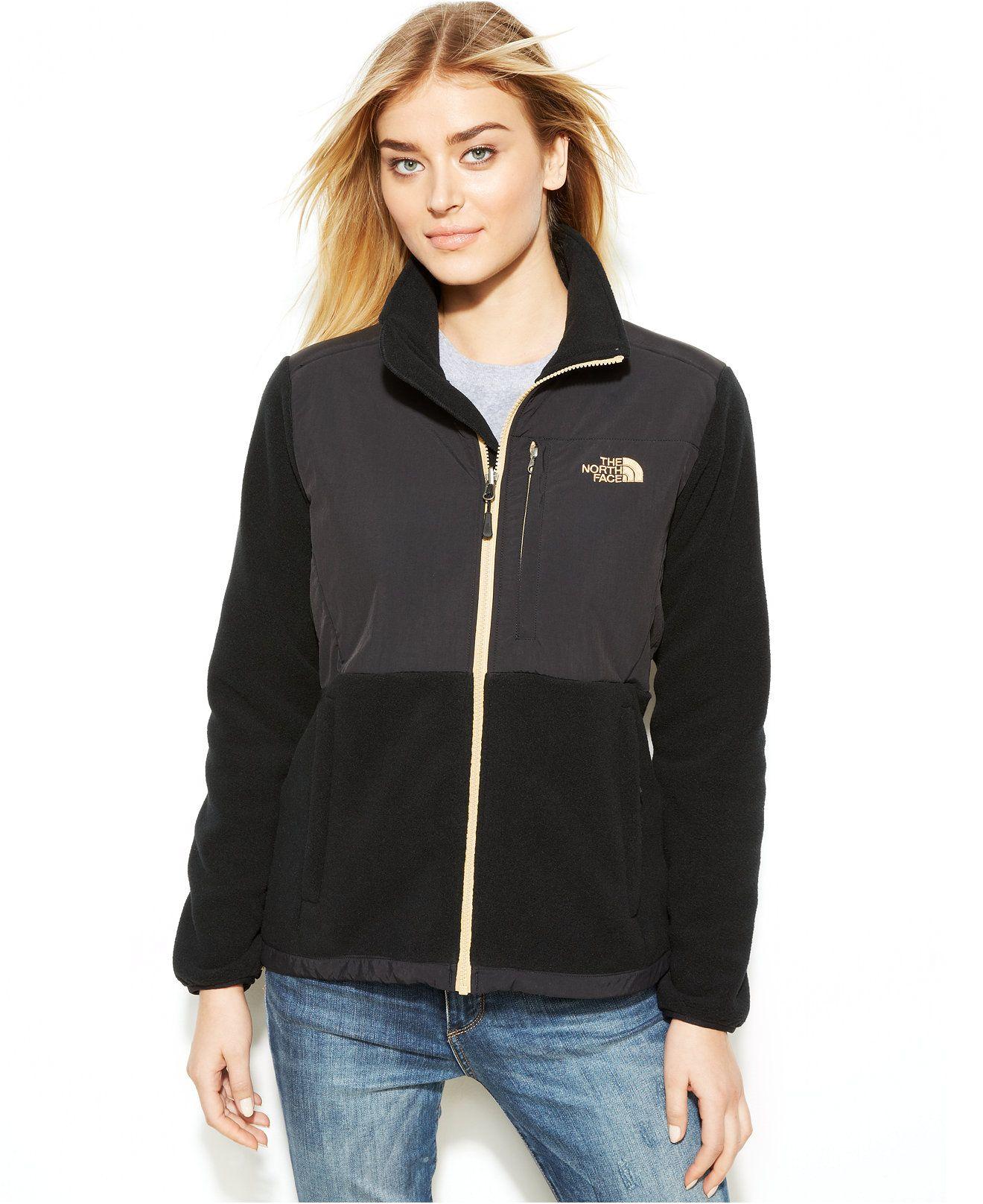 The North Face Denali Fleece Jacket Coats Women Macy S Blazer Jackets For Women Jackets For Women Jackets [ 1616 x 1320 Pixel ]
