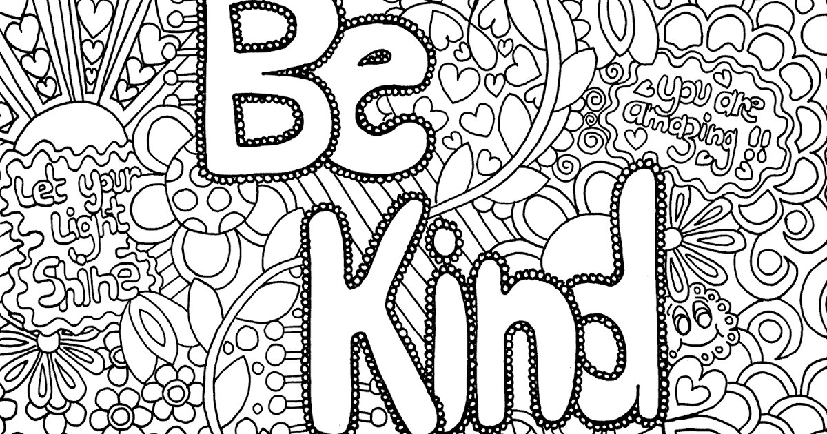 Free Printable Coloring Pages For Older Girls Free Printable Coloring Pages For Teenage Coloring Pages Coloring Pages For Teenagers Printable Coloring Pages