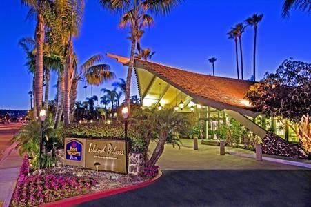 Best Western Plus Island Palms Hotel & Marina, 2051 Shelter Island Drive, San Diego, California ...
