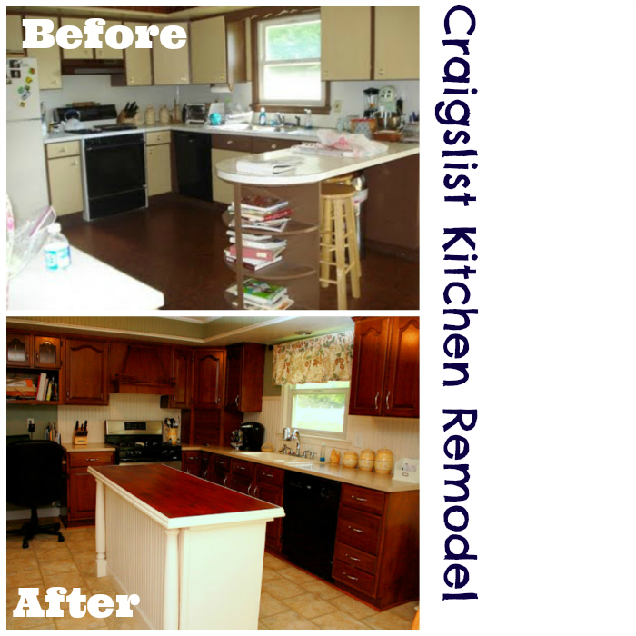 Remodeling On A Budget Our Craigslist Kitchen Binkies And Briefcases Kitchen Cabinet Remodel Home Remodeling Contractors Home Remodeling