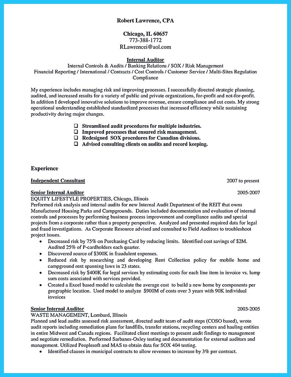 Awesome Making A Concise Credential Audit Resume Check More At