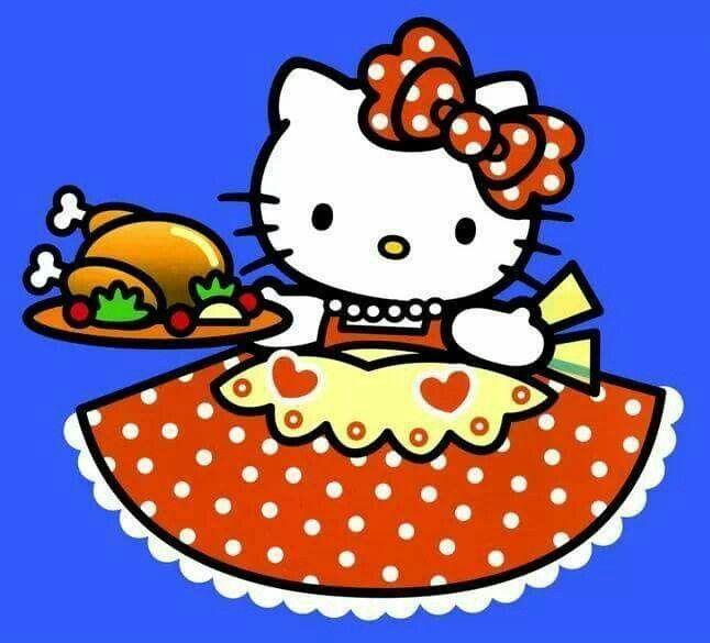 Thanksgiving Hello kitty