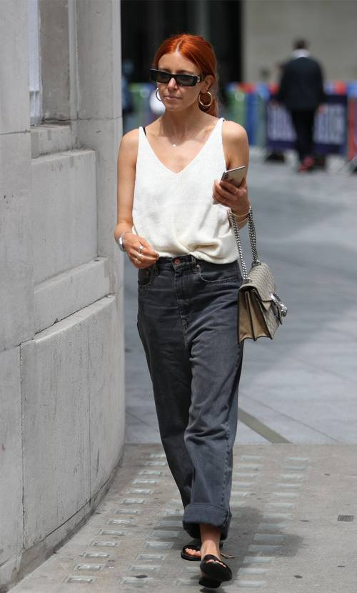 The 4 Stacey Dooley Outfits That Will Turn Anyone Into A Minimalist Minimal Outfit Fashion Fashion Tips
