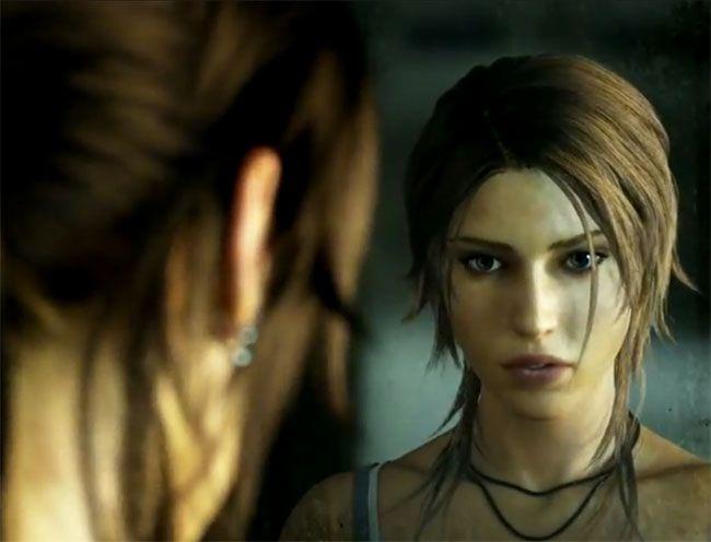 Lara Croft Tomb Raider 2013 Lara Croft New Tomb Raider