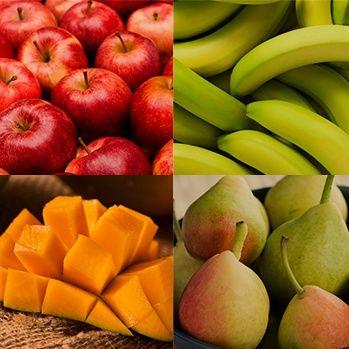 Quels sont les fruits et les légumes avec lesquels