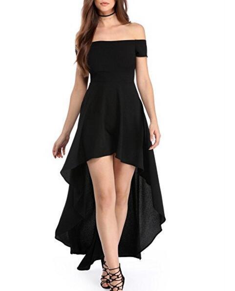 Off Shoulder Party Dress in 2019  01e459e17935