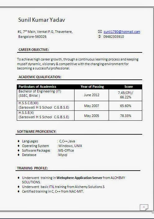assistant cv word Sample Template Example ofExcellent Curriculum - resume cv format